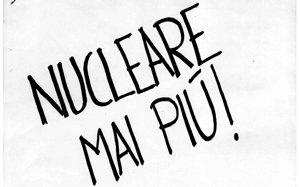 Nucleare Mai Più