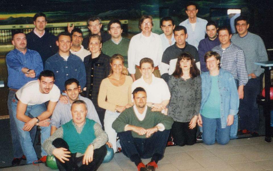 1996/2000: Come Eravamo